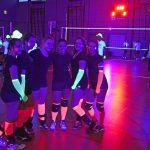 CVV Spirit start nieuwe traditie met de 1e editie van Blacklight Volleybaltoernooi