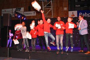 Jeugdkampioenen 2016/2017 gehuldigd in Sporthal de Driesprong