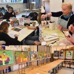 Open Huis bij KunstCreatief in De Baerne
