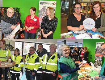 Vrijwilligersmarkt in Het Kruispunt: Kennismaking met vrijwilligersorganisaties in Barendrecht