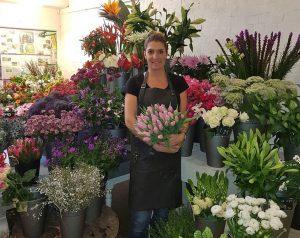 Bloemenwinkel Pluk de Dag opent morgen haar deuren op de Middenbaan