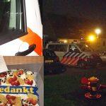 Politie Barendrecht traceert bespugers van politieauto dankzij tip