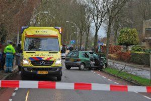 Man (19) aangehouden na doorrijden bij verkeersongeval in Heerjansdam