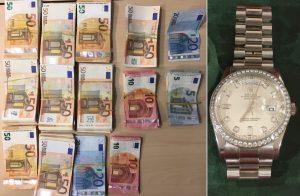 47-jarige man uit Barendrecht aangehouden in strafrechtelijk onderzoek naar witwassen