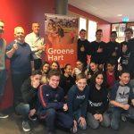 Kiwanis Barendrecht en Calvijn Groene Hart slaan handen ineen voor lustrum Kiwanis Kinderfeest
