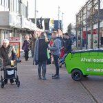 Afval Loont start pilot met afval-ophaalservice in centrum Barendrecht