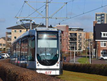 RET Tram, lijn 25, Carnisselande (OV, Openbaar Vervoer)