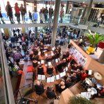 """Zaterdag 17 maart: Harmonievereniging met festival """"Muziek Centraal"""" in Het Kruispunt"""