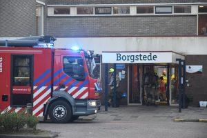 Brandmelding Borgstede veroorzaakt door rook uit magnetron, 14 bewoners korte tijd geëvacueerd