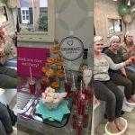 Beautytruck viert feest tijdens 1-jarig bestaan: Esther wint Make-up Beautyparty
