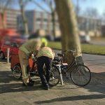 Gestolen bakfiets van Stichting PiPa teruggevonden aan de Slinge