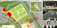 Bongerd 2.0: Renovatie korfbalvelden maakt ruimte voor nieuwe 3x3 basketbalvelden