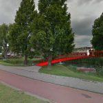 Fiets- en wandelroutes tussen station en centrum: Regenboogroute, groene promenade en snelle route