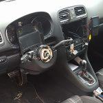Onderdelen uit auto's geroofd in Riederhoek en Portland