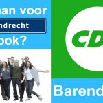 """CDA: """"Wij gaan voor Barendrecht. U ook?"""""""