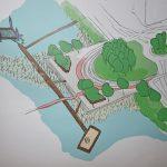Plan: Drijvende speeleilanden voor kinderen in de Gaatkensplas