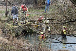 Boosheid en verslagenheid nadat hond verdrinkt in waterbuis langs Oude Maas