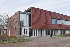 Sporthal de Riederpoort, Barendrecht