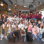 Zaalkampioenen gehuldigd bij Hockeyclub Barendrecht