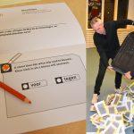 Barendrechters stemmen in kleine meerderheid vóór 'sleepwet', landelijk gaan tegen-stemmers richting de winst