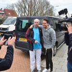 TV opnames in Barendrecht met André Hazes hadden geheim moeten blijven: Essent 'niet blij'