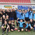 Vrijenburg en Schaepmanschool winnaars van scholenvoetbaltoernooi 2018 op De Bongerd