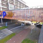 Ingang parkeergarage Carnisse Veste, Portlandse Baan, Barendrecht