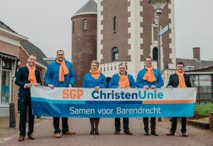 "SGP-ChristenUnie: ""Samen voor Barendrecht!"" #GR18"