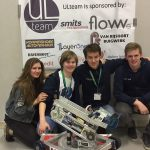 ULteam Dalton Lyceum 3e op internationaal robotica toernooi in Italië