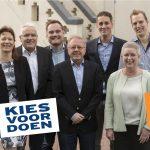 """VVD: """"Van, Voor en Door Barendrechters"""" #GR18"""