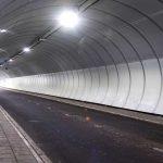 Energiebesparing van 75 procent door dynamische led-licht in Tweede Heinenoordtunnel