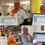 Bedrijven BL!tz Actie door Present Barendrecht