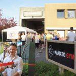 Officiële opening nieuw pand Kamatogym aan de Arnhemseweg