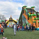 Kinderspektakel met Koningsdag bij vv Smitshoek