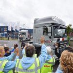 Truckrun Barendrecht 2018: Inschrijvingen van start voor bijrijders en chauffeurs