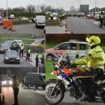 Alcohol- en verkeerscontrole langs de Dierensteinweg: 3 aanhoudingen voor rijden onder invloed