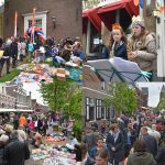 FOTO'S: Koningsdag Barendrecht 2018 van start
