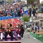FOTO'S: Sfeerverslag Koningsdag 2018 activiteiten en kermis in het centrum van Barendrecht