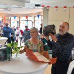 """Jan van den Oever neemt na ruim 15 jaar afscheid als koster van de Dorpskerk : """"Ga met de God en hij zal bij ons zijn"""""""