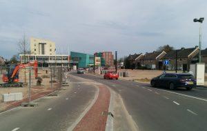 12 - 20 april: Binnenlandse Baan bij gemeentehuisplein afgesloten voor auto's, fietsers en OV