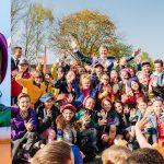 Jayda (11) uit Barendrecht zingt en dans met 'Kinderen voor Kinderen' voor de Koning