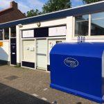 Kleding voor Kledinkbank UnieK nu ook in te leveren in container aan de Talmweg