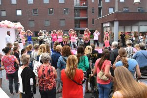 Ladies Night in winkelcentrum Carnisse Veste