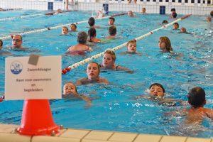 18 - 22 juni: Zwem4Daagse in het Inge de Bruijn Zwembad