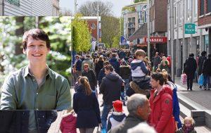 12 mei: 'Heel Barendrecht bakt' met Heel Holland bakt winnaar Rutger van den Broek
