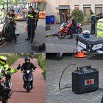 Aanpak scooteroverlast op het Middeldijkerplein en centrum van Barendrecht