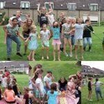 Kinderen zamelen geld in voor Warchild met spelletjesmiddag aan de Pallandtvliet