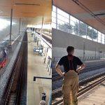 Stoomtrein door Station Barendrecht veroorzaakt brandmelding