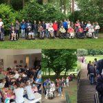 'Samen organiseren en samen wandelen': Jongeren op pad met bewoners Borgstede