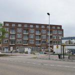 Bewoners vanaf half juni in nieuwe appartementencomplex aan de Maasstraat